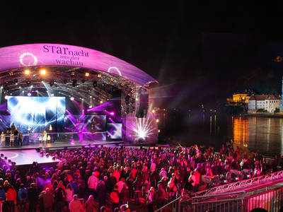 Starnacht Wachau