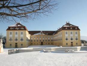 Schloss Hof im Winter